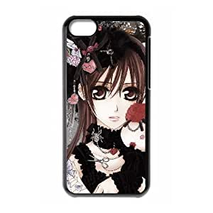 Vampire Knight iPhone 5c Cell Phone Case Black Qwbnt
