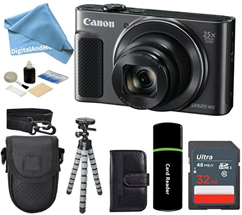 Canon PowerShot SX620 HS 20.2MP Digital Super 25x Optical Zo