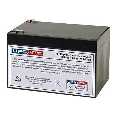 Xantrex Technology POWERPACK-400 Jump Starter 12V 12Ah Battery Replacement
