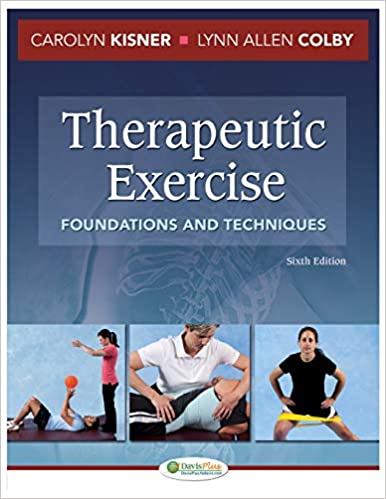 Therapeutic Exercise Kisner 6th Edition Pdf