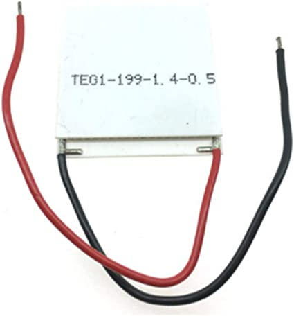 REAL HIGH TEMP not FAKE LIKE OTHERS THERMOELECTRIC POWER GENERATION TEG MODULE