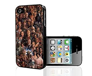 Fun Popular Tv and Book Saga Fan Art Hard Snap on Phone Case (iPhone 5/5s) Designed by HnW Accessories