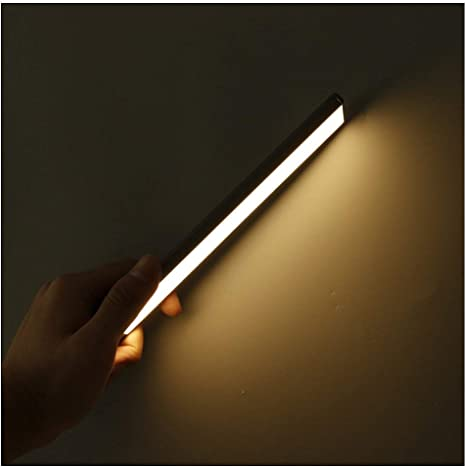 1x 10 LED Infrared Human Body Induction Lamp Wardrobe Doorway Light