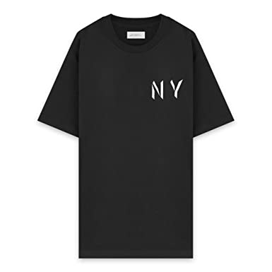 e8a3663fba SATURDAYS NYC サタデーズ ニューヨークシティ NY BEVELED S/S TEE - BLACK ショートスリーブ T