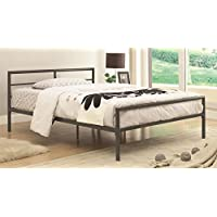 Coaster 300279T Home Furnishings Bed, Twin, Gunmetal