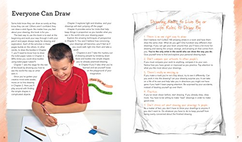 Large Product Image of Art for Kids: Drawing: The Only Drawing Book You'll Ever Need to Be the Artist You've Always Wanted to Be