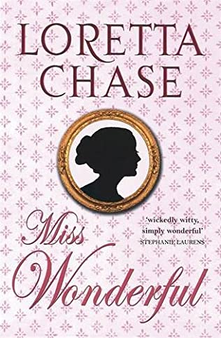 book cover of Miss Wonderful
