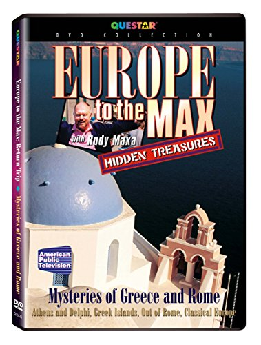 Europe to the Max: Hidden Treasures - Mysteries of Greece and Rome (Rudy Bridges Dvd)