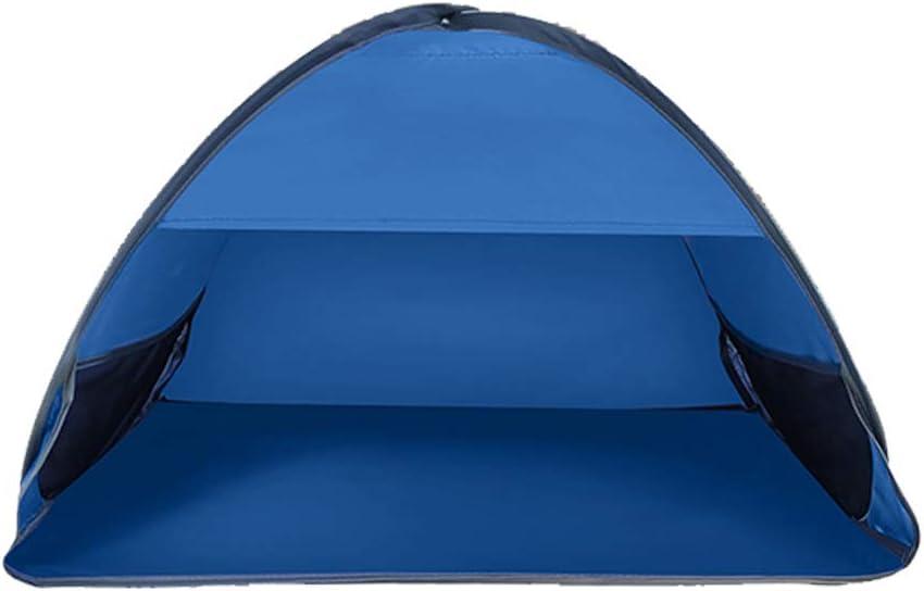 COLEON Portable Sun Shelter Mini Head Pop Up Tent for Beach Sunbathing Windproof Sand Proof