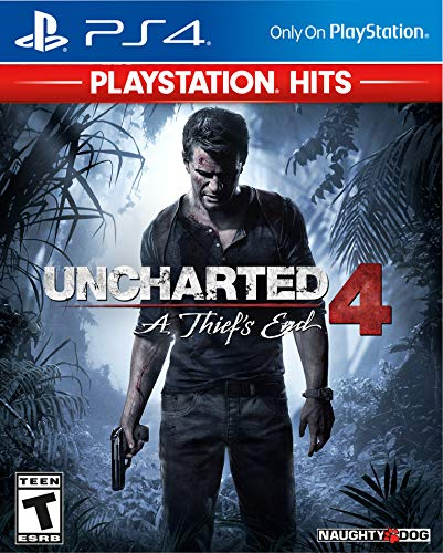 Uncharted 4: A Thief's End - PS4 [Digital Code] (Uncharted 4 Dlc Release Date Single Player)