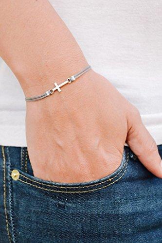 bracelet christian catholic jewelry bridesmaids product image