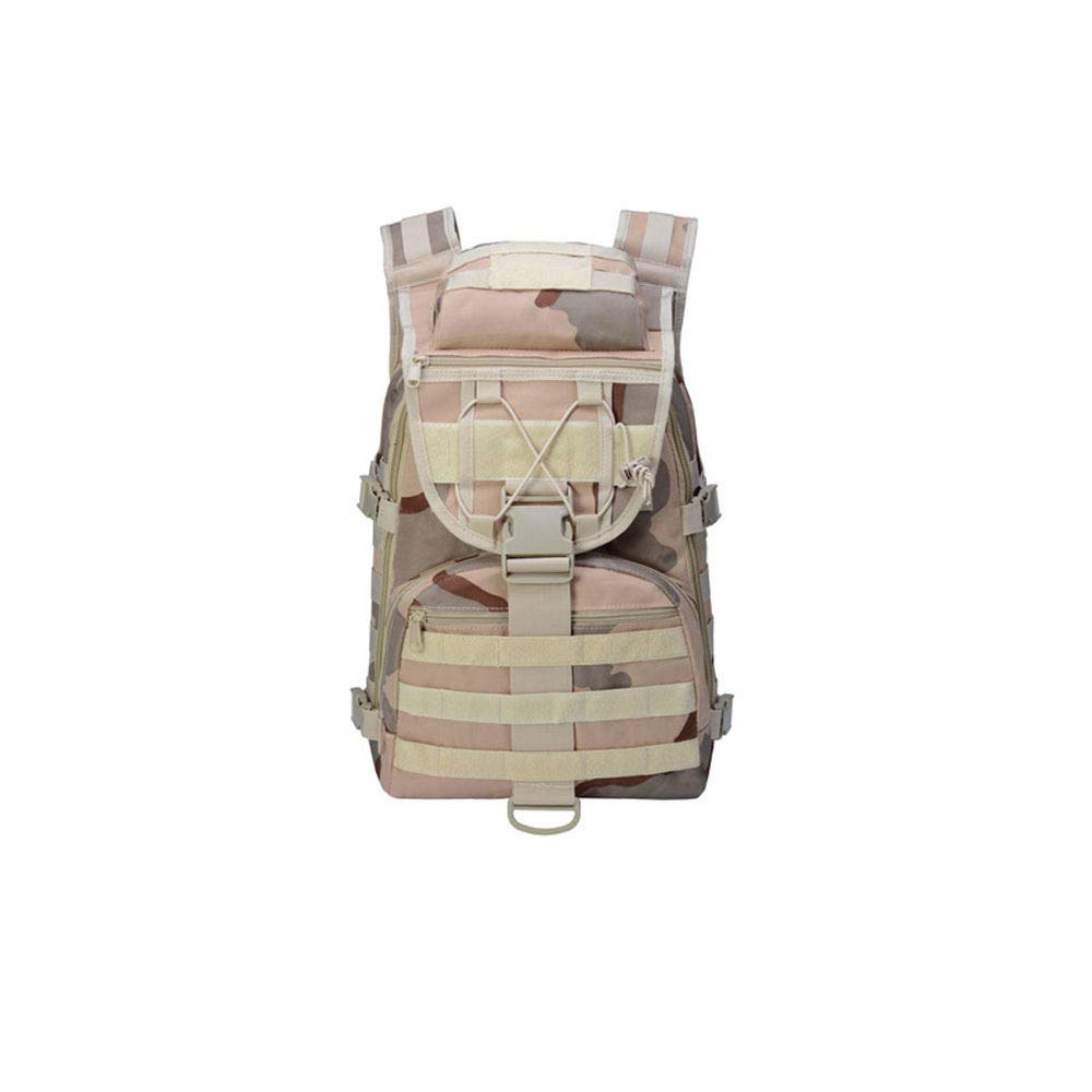 4 35L Military Tactical Backpack Large Waterproof Pack Army 3 Day Assault Pack for Trekking Camping Cycling Climbing Hunting,6