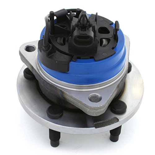 WJB WA513214 - Front Wheel Hub Bearing Assembly - Cross Reference: Timken HA590070 / Moog 513214 / SKF BR930317 from WJB