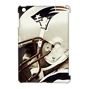 DIY Tom Brady 3D Plastic Case for iPad mini, Custom Tom Brady 3D Mini Shell Case, Personalized Tom Brady 3D iPad Cover Case