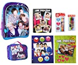 One Direction Ultimate Back to School Backpack Set
