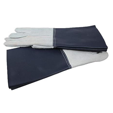 Cut-proof protective gloves Guantes De Soldadura Eléctrica, Mano De Obra A Largo Plazo