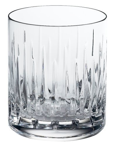 Collection Drinkware Crystal (Reed & Barton Crystal Set of Double Old Fashions, Set of 4)