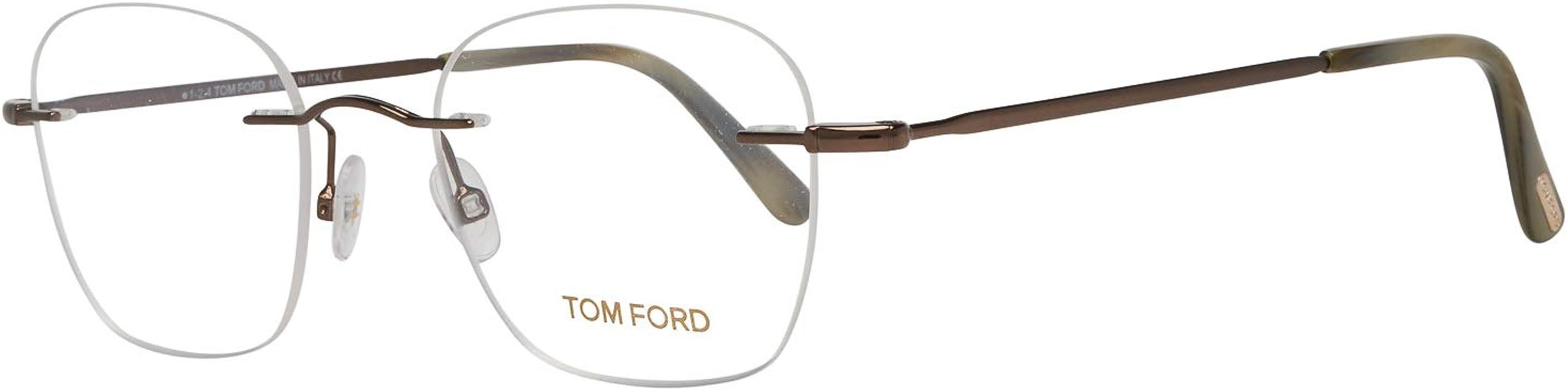 AdulteMarron Tom 036 Ford Mixte De Soleil Ft5341 Brille 49Lunettes CWdxoBre