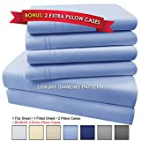 How Wide Is a King Bed Microfiber Bed Sheet Set, 6 PIECE, SLEEP BETTER THAN EVER, Premium COOL Ultra Soft Luxury 15