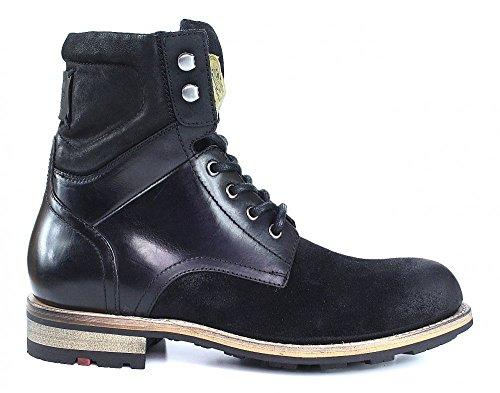 LLoyd Ernest Boots Stiefel schwarz Rahmgenäht, Farbe:schwarz;Größe:44.5