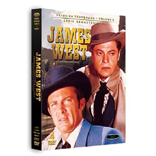 Dvd James West - 1 Temporada Vol.2