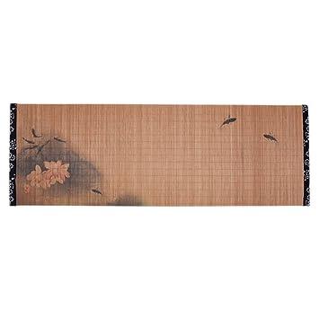 Malerei Bambus Matte Tee Tischdecke Tischlaufer Japanische Tee