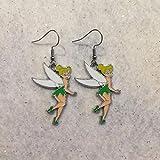Disney Inspired Tinkerbell Earrings
