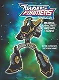 Transformers Animated, Nicole Monastirsky, 0060888199