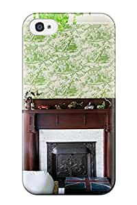 [SdWUcvV3162cfkgO] - New Boy8217s Bedroom With Fireplace And Green Chandelier Protective Iphone 4/4s Classic Hardshell Case