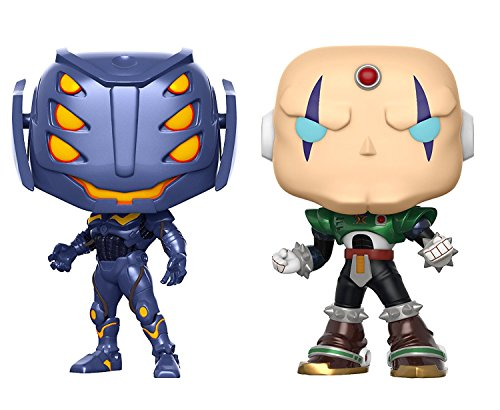 Funko Pop TV: Marvel Capcom-Ultron Vs Sigma Collectible Figure