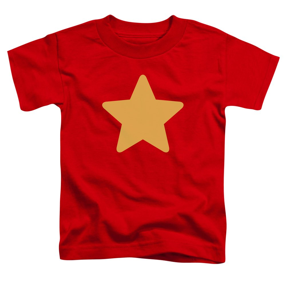 Red, 4T Steven Universe Star Little Boys Toddler Shirt