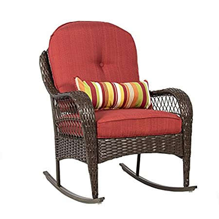 51SmSGFZpVL._SS450_ Wicker Rocking Chairs