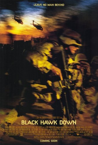 Black Hawk Down POSTER Movie
