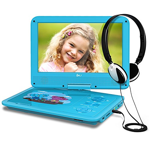 Portable Dvd Player For Kids Long Battery Life - 1