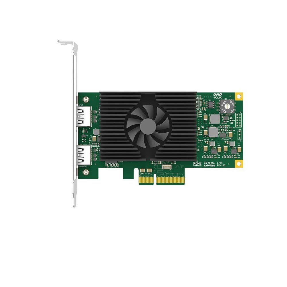 最安値に挑戦! Pro Capture HDMI Pro 4K Plus HDMI LT Plus【正規輸入品】 [ 4K HDMI x1 入力 ビデオキャプチャカードループスルー付 ] B077N9W5MB, 森本時計店:6f6335ad --- martinemoeykens.com