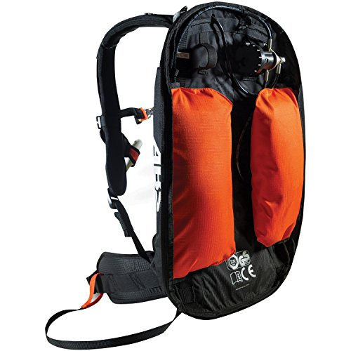 - ABS Avalanche Air Bag Backpack Vario Base Unit Classic (Black, L)