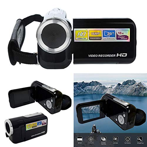 : Oguine 2-inch Screen 16 Million Pixel Digital Camera Mini DV Camera Camcorders