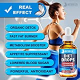 Weight Loss Drops - Made in USA - Best Diet Drops