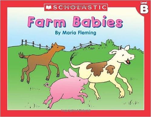 Farm Babies (Little Leveled Readers: Level B)