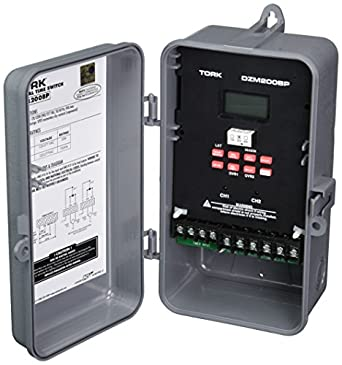 ... 120/208-240/277 VAC Timer Supply, 2 Channels, SPDT Momentary Dry Contact: Electronic Photo Detectors: Amazon.com: Industrial & Scientific