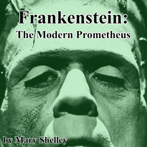 Bargain Audio Book - Frankenstein  The Modern Prometheus