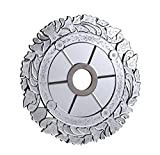Elegant Lighting MD411D32SC 32 in. Mirror Medallion, Silver With Clear Mirror by Elegant Lighting