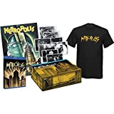 Metropolis (1927) - Pack Collector (Blu-Ray + Tshirt + 8 Post cards + Poster) [Blu-ray] (European region B/2)