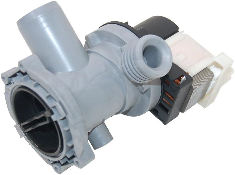 Genuine INDESIT Lavadora bomba de drenaje c00064950