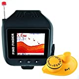 Lucky Digital Wireless 45m Sonar Wrist Fish Finder for Fishing Review