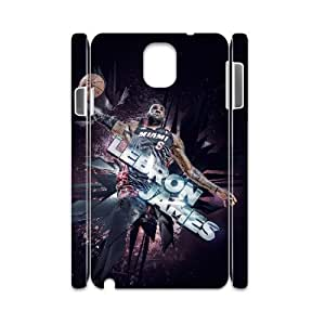 C-EUR Diy Case LeBron James,customized Hard Plastic case For samsung galaxy note 3 N9000