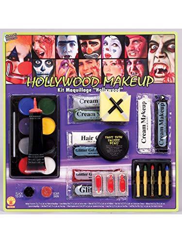 Guy Vampire Halloween Makeup Tutorial (Hollywood Makeup Center, Standard)