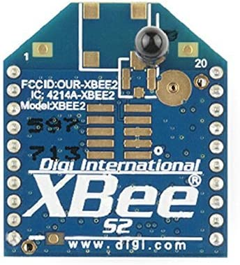 XBee 2 mW Antena de cable – Series 2 (ZB)/serie 2 módulos te ...