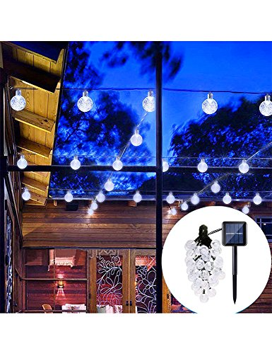 Bubble Solar Garden Lights - 5