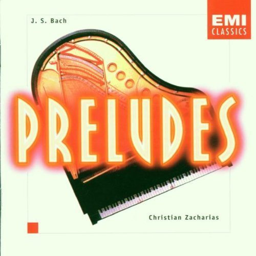 Price comparison product image Preludes without Fugues by Christian Zacharias (1997-10-06)